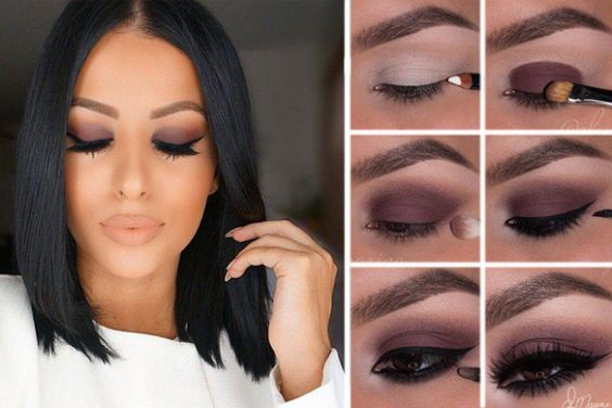 tutorial-maquiagem-para-olhos-castanhos: