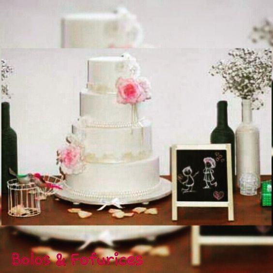 Bolo de Casamento Wedding cakes