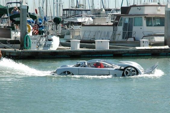 Sea Lion - amphibious vehicle