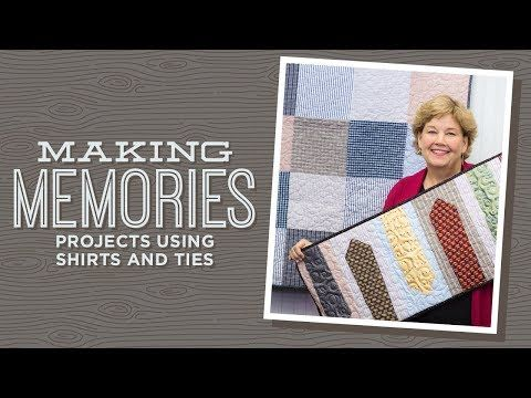Learn To Make A Memory Quilt With Jenny Missouri Star Quilt Compa Missouri Star Quilt Company Missouri Star Quilt Company Tutorials Missouri Quilt Tutorials