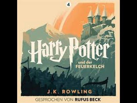 Harry Potter Und Der Feuerkelch Hörbuch Youtube Harry Potter A Kamen Mudrcu Audiokniha Youtube Harry Potter Stories Harry Potter Audio Books