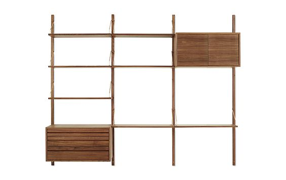 DWR Royal System® Shelving Unit C