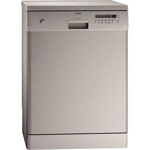 AEG Favorit F55022M0 Bulaşık Makinesi - Artık bulaşıklarınız yıkandıktan sonra makinede bekleyerek buhar yapmayacak. Zaman erteleme özelliği sayesinde makinenizin başlamasını 24 saate kadar erteler, rahat edersiniz. Çalışırken ise yalnızca 49 desibel ses çıkarır, sizi ve ailenizi asla rahatsız etmez. 5 programlı AEG Favorit F55022M0 bulaşık makinesi, size her türlü yıkamaya uygun bir alternatif sunar.