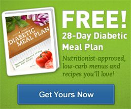 Free 1 Month Diabetic Meal Plan - http://www.pinchingyourpennies ...