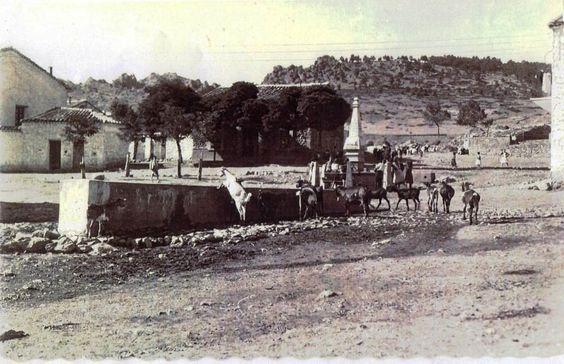 Plaza del pueblo 1940