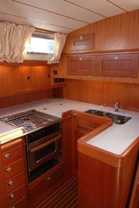 Galley curtains boat curtains pinterest the o 39 jays photos and ships Ship galley kitchen design