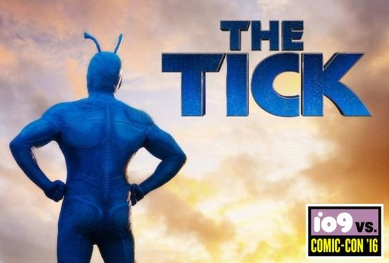 Gizmodo: The big blue bug-man will be a different sort of hero in the new live-action Tick show     https://t.co/Gb8hEmO7UO
