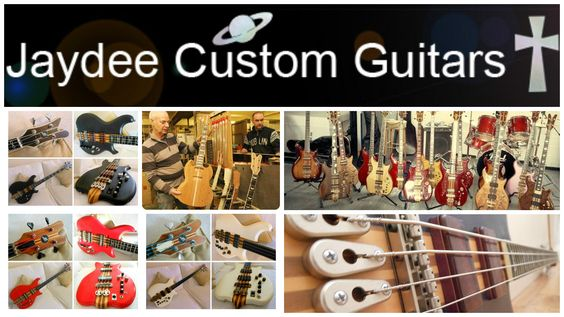 Jaydee Custom Guitars | Links | InfinityBass.com