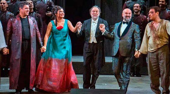 La Tosca al Teatro alla Scala - Italia Meravigliosa