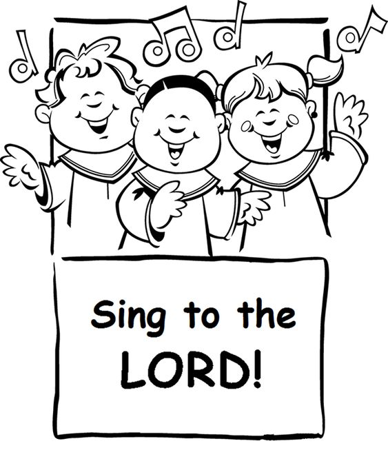 sermons4kids coloring pages - photo#31