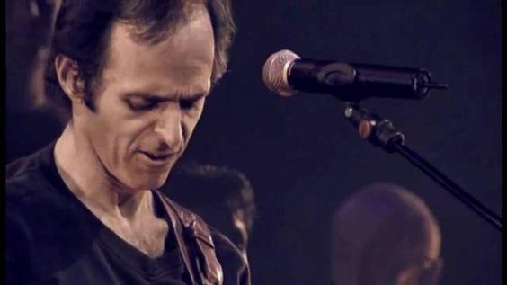 Jean-Jacques Goldman - Puisque tu pars (en concert)