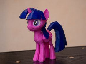 My Little Pony collection - Thingiverse