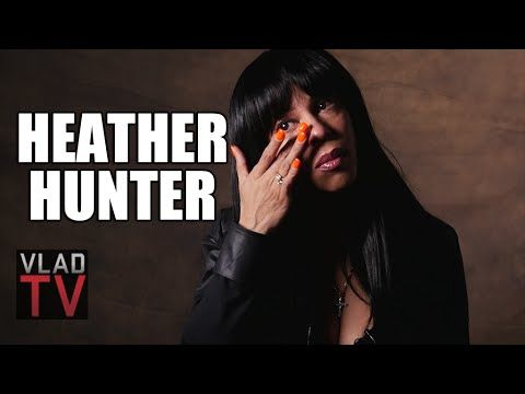"""Heather Hunter Cries When Asked About 2Pac, """"How Do You Want It"""" Video - YouTube"""
