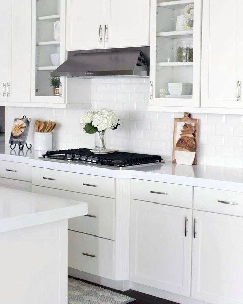 White Kitchen Cabinet Hardware Ideas Kitchen Cabinet Hardware
