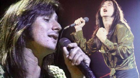 Great singer, handsome man....