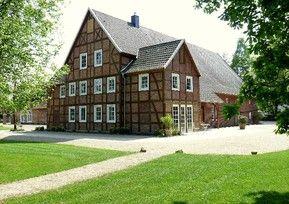Bombecks Hof Meine Wedding location