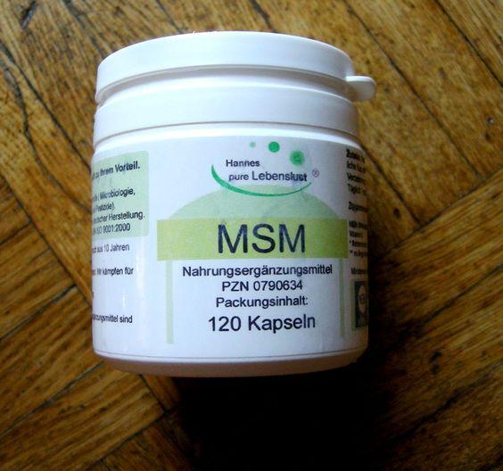 Unter der Lupe | MSM Kapseln für und gegen alles: Schönere Haut, längere Haare und keine - ein bisschen vegan