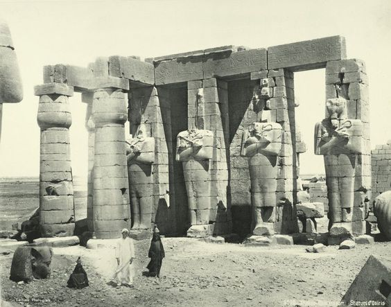 old vintage photos of egypt 1870-1875 (28):