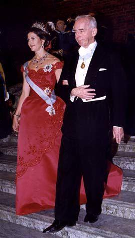 HM Queen Silvia of Sweden
