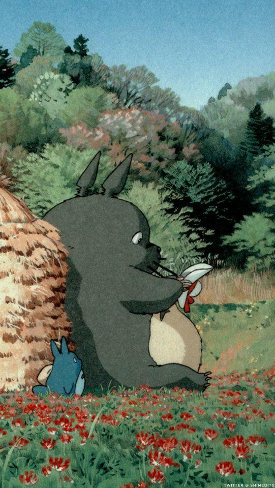 Anime Aesthetic Ghibli Artwork Studio Ghibli Background Anime Scenery Wallpaper