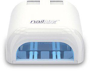 NailStar™ Lampe Sèche-ongles à UV Professionnelle 36 Watt pour Laque, Shellac, Gel et Vernis de manucure avec durées de 120 et 180 sec.…