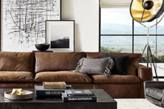 Contemporary Modern Living Room Semi Detached Design Ideas Photos Malaysia Atap C Leather Sectional Sofas Modern Contemporary Living Room Living Room Style