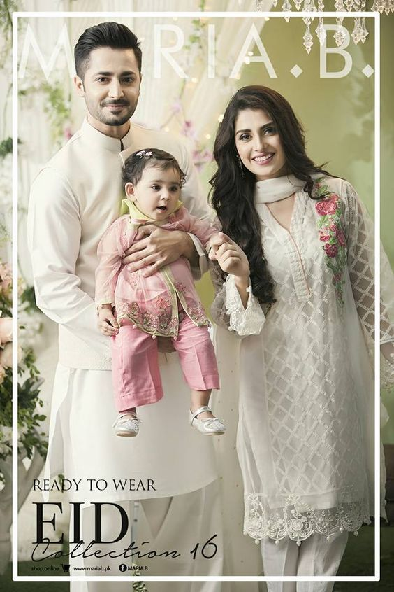 Eid Collection Danishes And Ayeza Khan On Pinterest