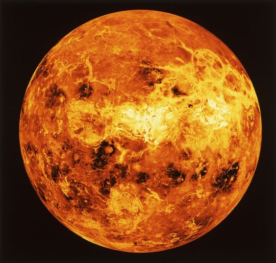 Space Series- Planet Venus