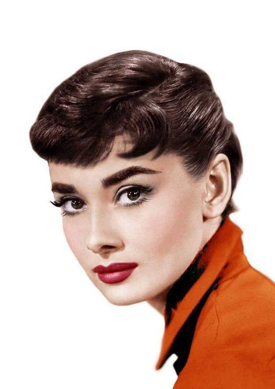 Audrey make up tips