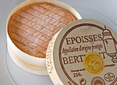 Oeufs pochés à la crème d'Epoisses