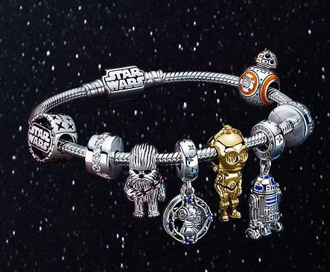 Star Wars x Pandora | Star Wars Jewelry & Charms | Pandora US in 2020 | Star  wars jewelry, Pandora star, Pandora collection