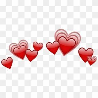 Heart Hearts Crown Emoji Emojis Red Rh Picsart Com Heart Crown Emoji Png Transparent Png In 2021 Crown Clip Art Pink Heart Emoji Cute Patterns Wallpaper