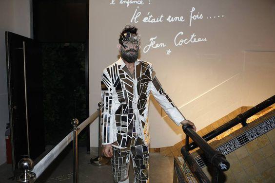 Crazy House, une expérience artistique de Fanny Bouyagui à la Maison Folie ! #Mons2015 ©Olivier Donnet