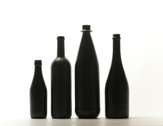 bottles by Daniel Franzen