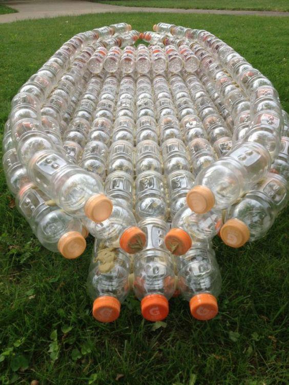 Comment Recycler La Bouteille Plastique D Une Maniere Creative