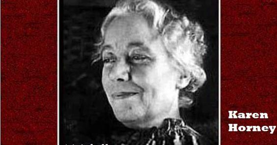 Karen Horney. La primera psicoanalista feminista