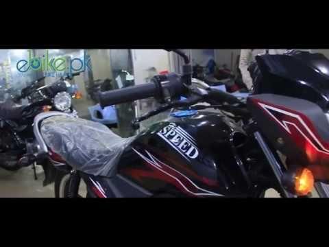 Hi Speed Alpha 100cc Price In Pakistan New Model 2018 Video Bike