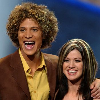 So...Kelly Clarkson and Justin Guarini Did Date After All? | Cambio