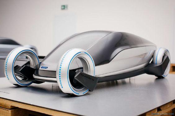 Audi Quantum concept