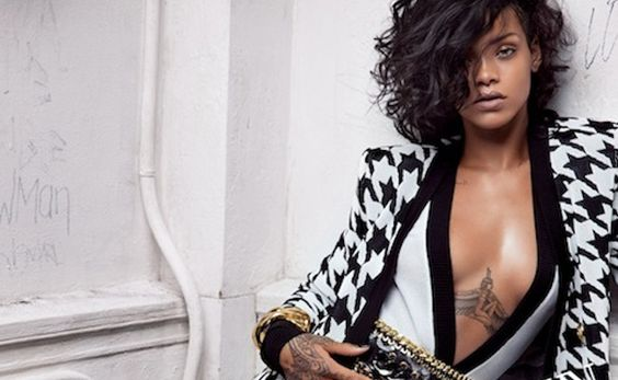 Nominados a los CFDA Awards 2014: Rihanna, icono de moda del año - http://www.bezzia.com/ocasiones-especiales/nominados-los-cfda-awards-2014-rihanna-icono-de-moda-del-ano.html