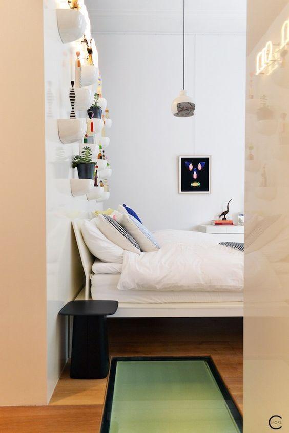 Vitra Design Kwartier Den Haag Studio van t Wout bedroom