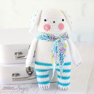 Feeling the Love for Crochet Toys!