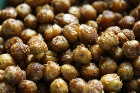Chickpea Poppers | Chickpeas