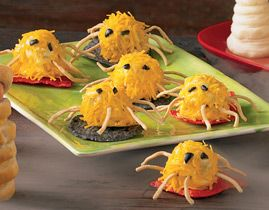 meatball spiders my kids might actually eat these - Scary Halloween Meatballs