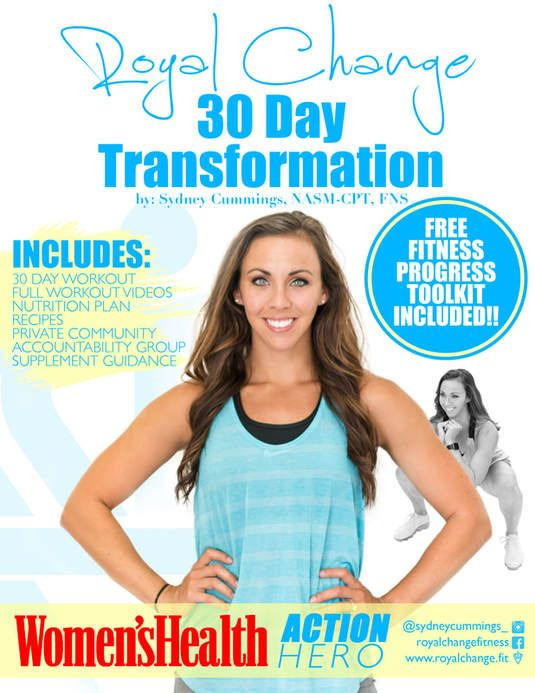 Picture 30 Day Transformation Transformation Body Home Exercise Program