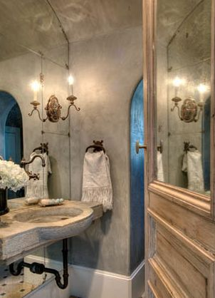 Great sink.  Segretto painters.