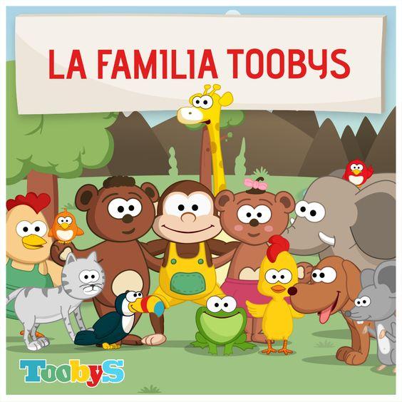 En el #DíaInternacionalDeLaFamilia la familia Toobys saluda a todas las familias y destaca su valor en la formación de las personas. ¡Feliz Día! #Toobys