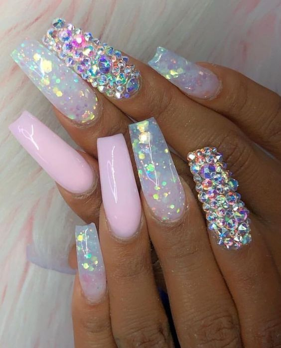 The Right Nails Make Girls More Fashionable Page 64 Of 77 With