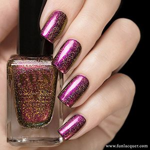 F.U.N. Lacquer- LE New Year 2015- Celebrate (H)