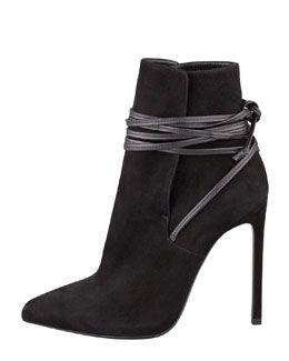 Chic Black  Fall Shoes